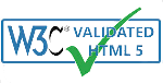 W3C valitated html